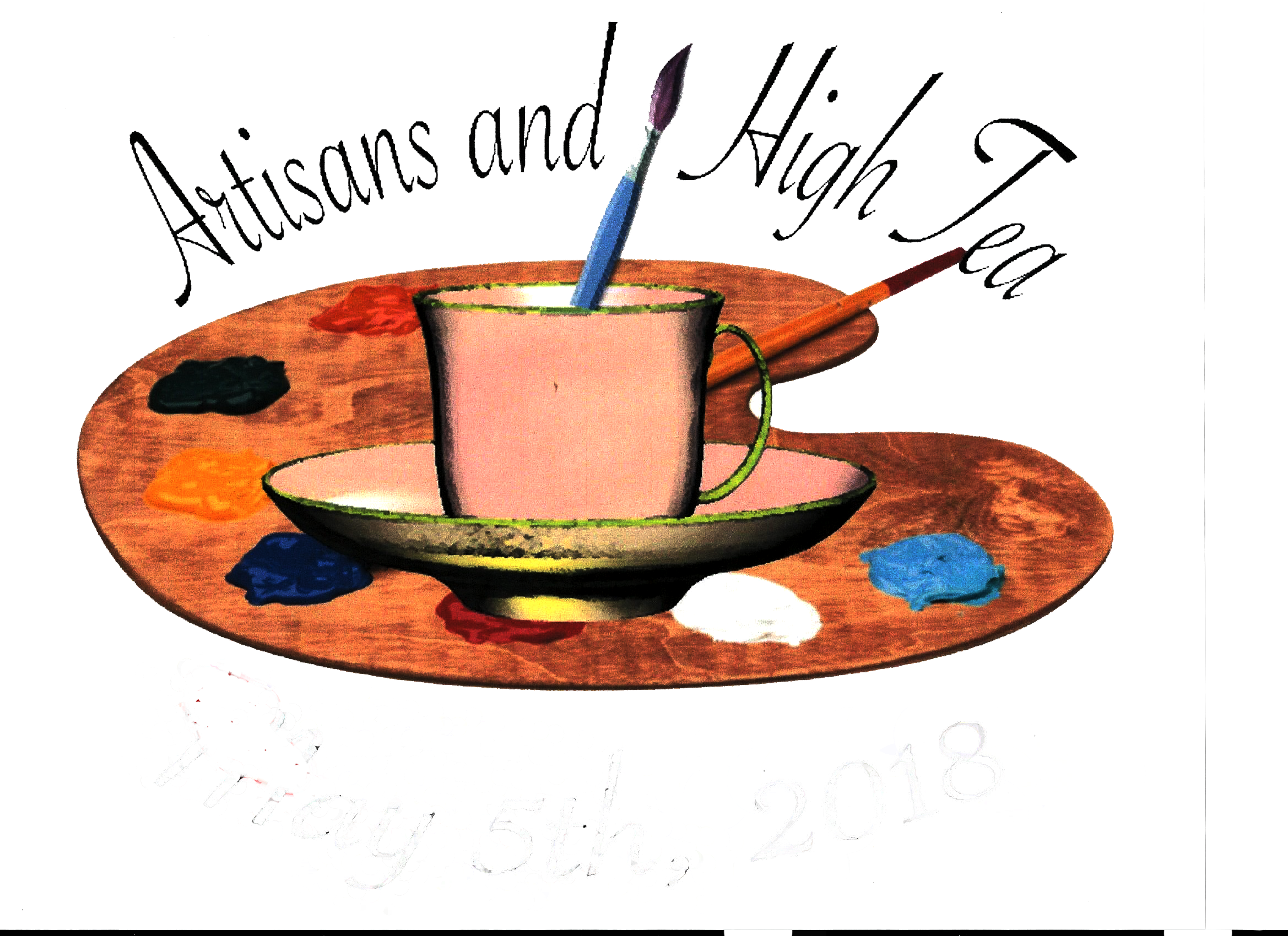 Artisans and High Tea Logo