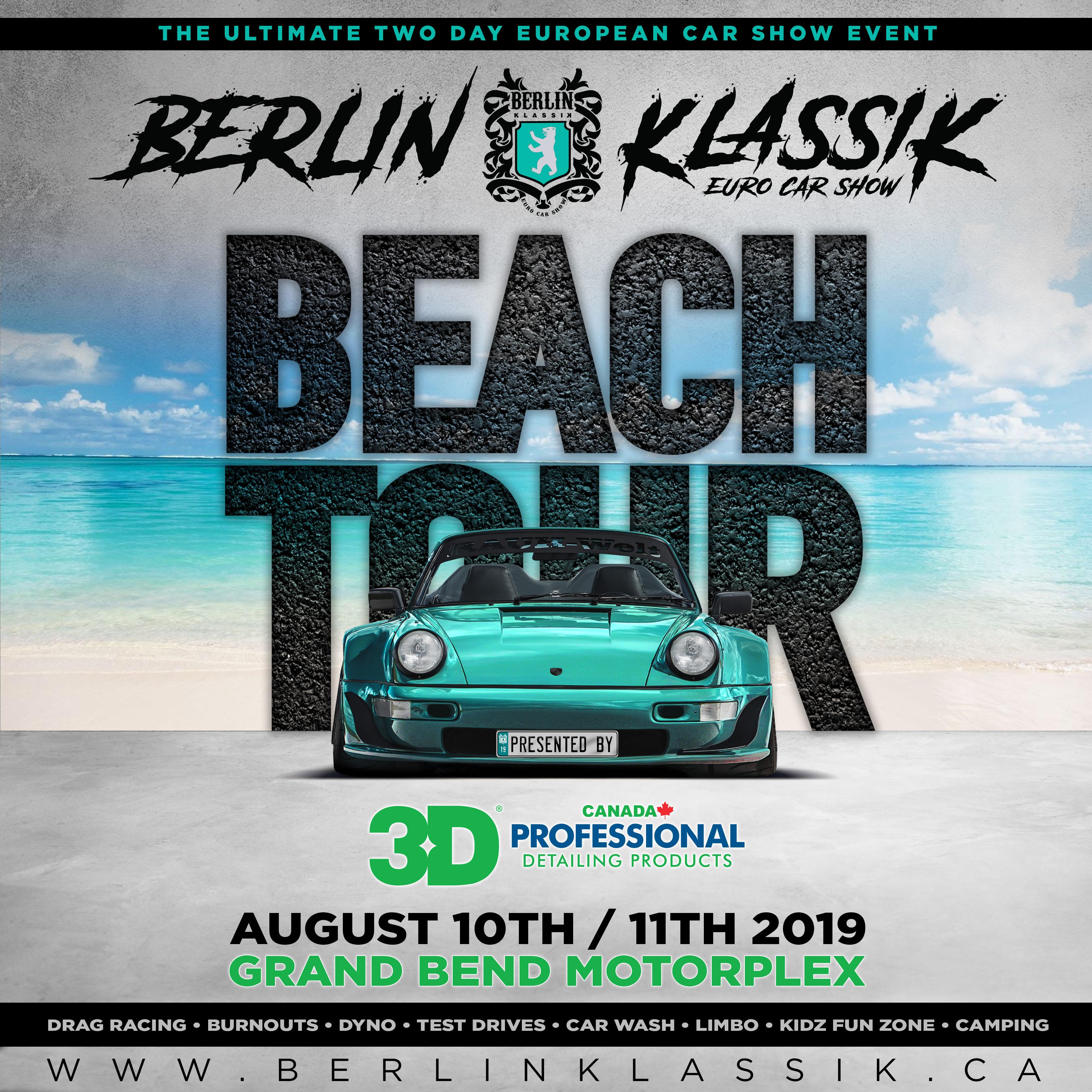 Berlin Klassik Beach Tour Logo