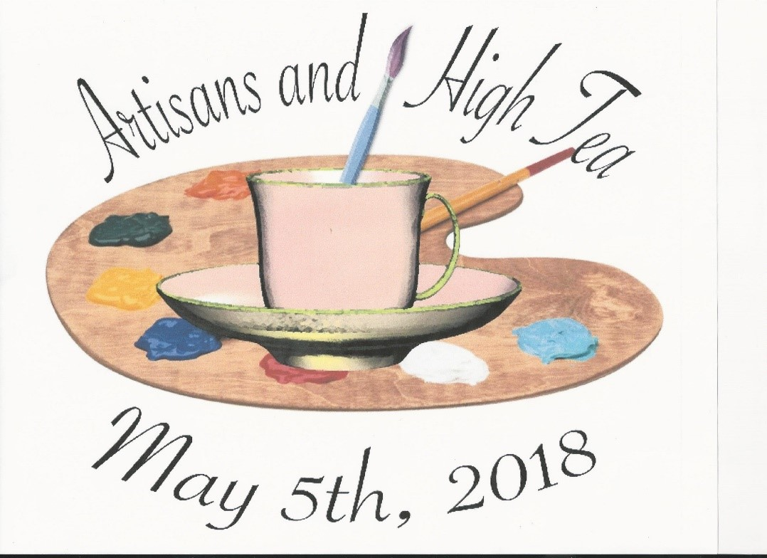 Artisans & High Tea Logo